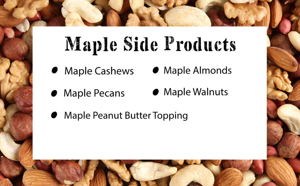 MAPLE SIDE PRODUCTS